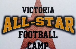 victoria all star football camp