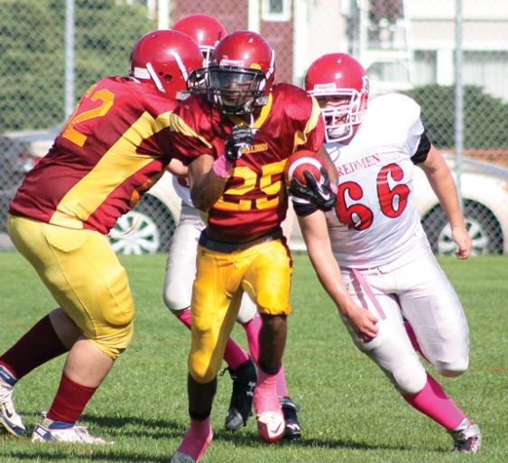 Williams valley midget football
