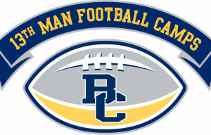 13th man football camps